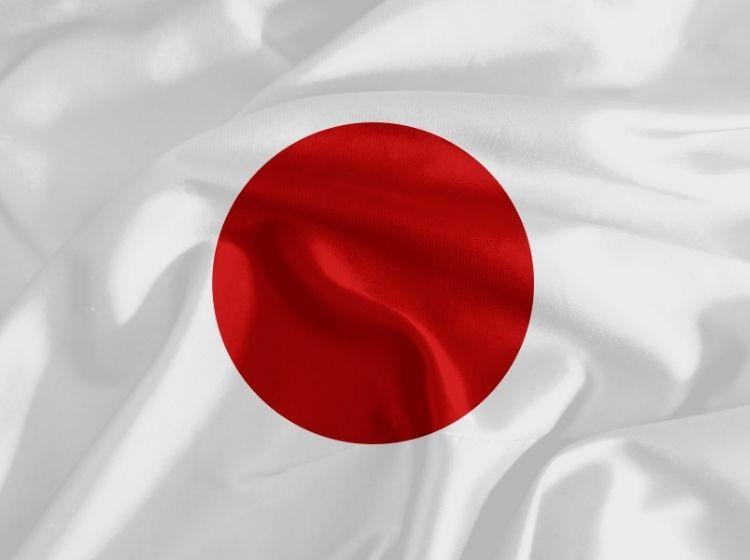 English Language Japanese Japan Flag Bestow Education