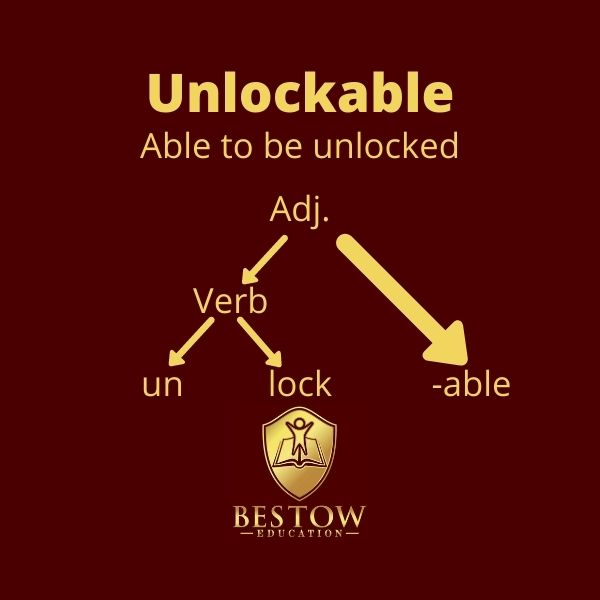 Unlockable English Difficult Strange English Words 2 Meanings Bestow Education
