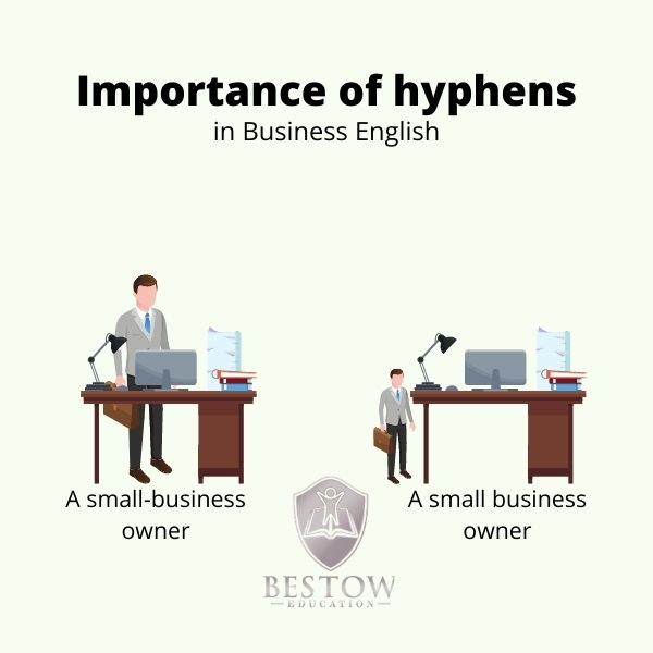 Important Hyphens in Written Business English Bestow Education