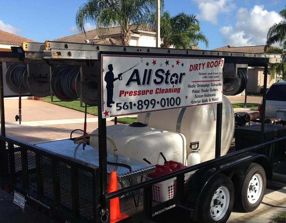 Pressure Cleaning, Wellington FL, Power Washing