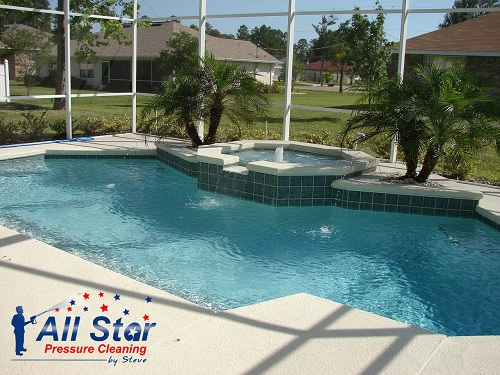 Patio and Pool Pressure Cleaning Wellington FL
