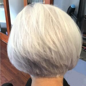 haircuts short gray layered bob studio 229