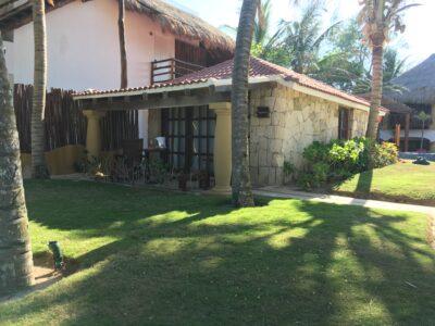 Our Beach-Front Villa