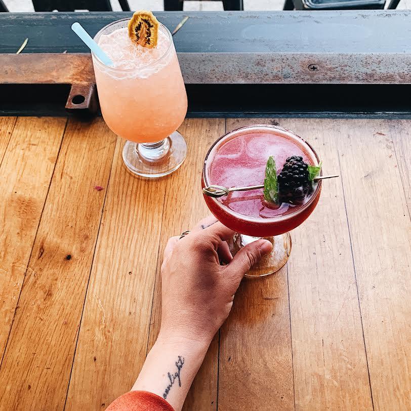 SYCAMORE DEN – San Diego's Retro Cocktail Den