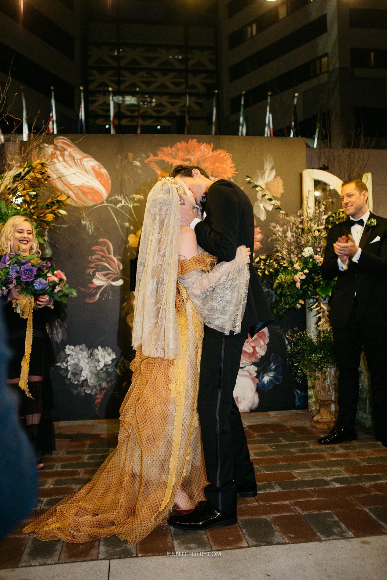 A PEAK INSIDE OUR WEDDING