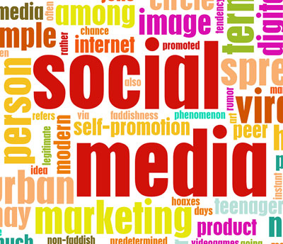 full range of marketing services including social media