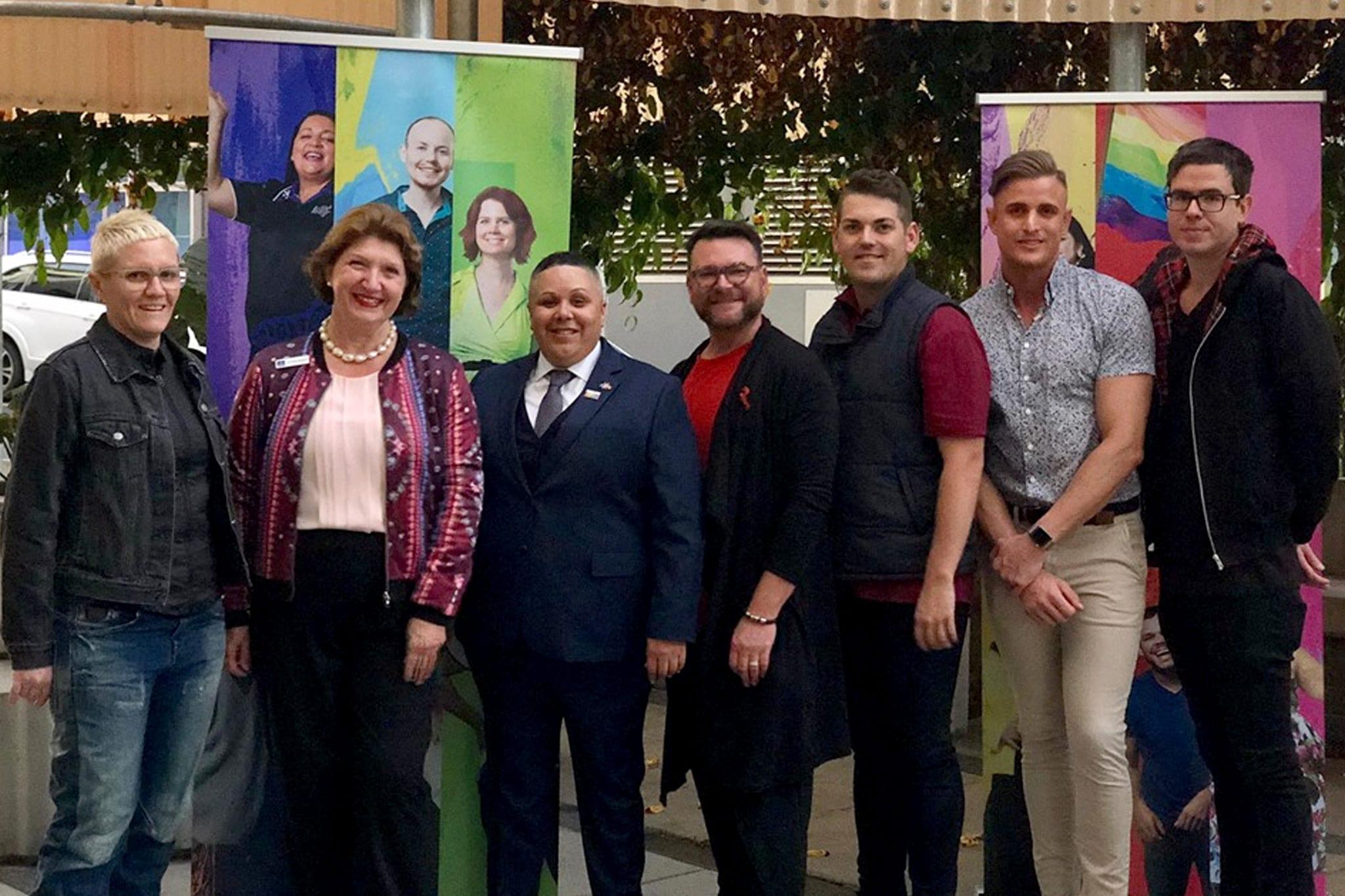 Brisbane Pride Festival Opening Launch