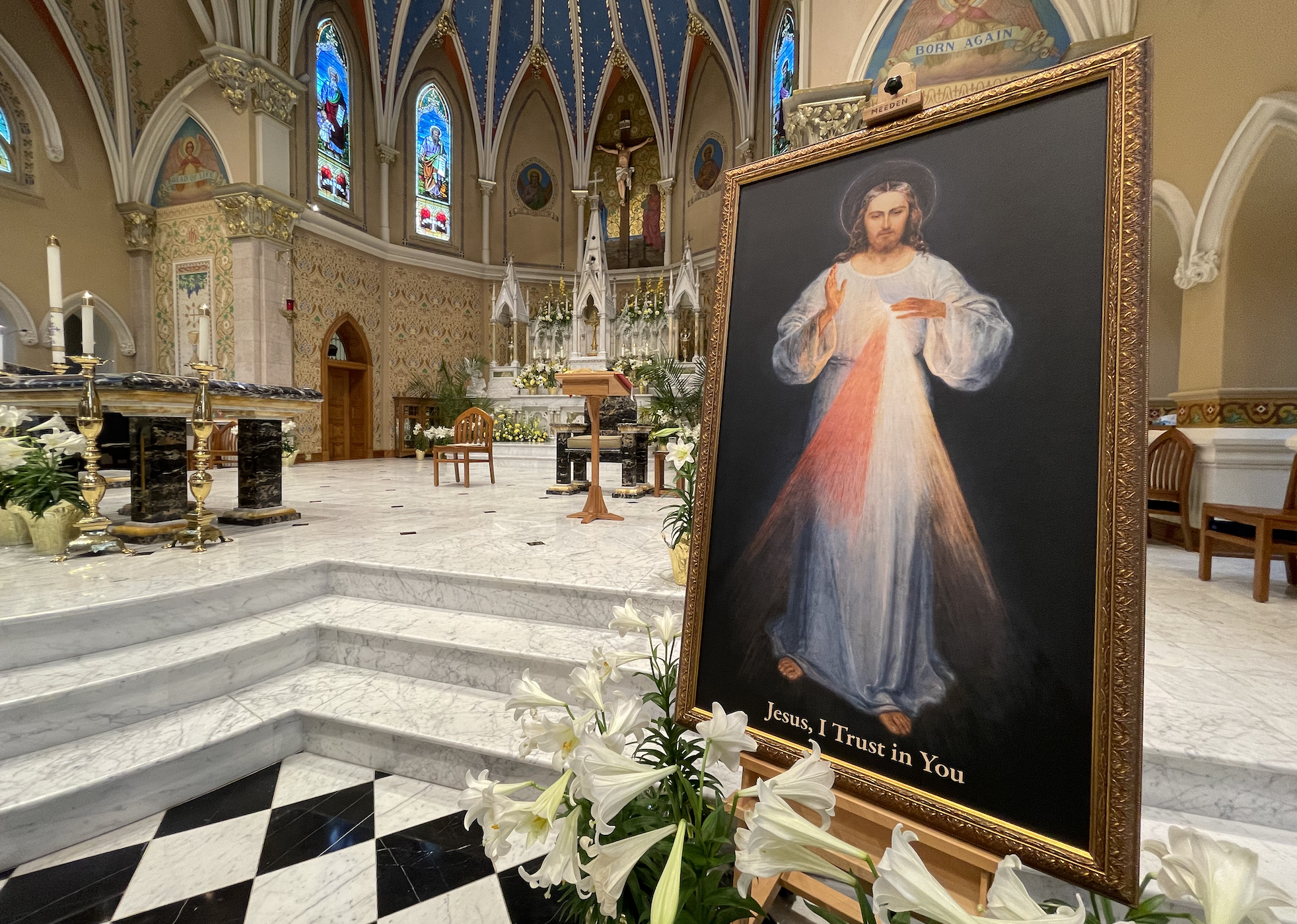 Too Good to be True? – Divine Mercy Sunday