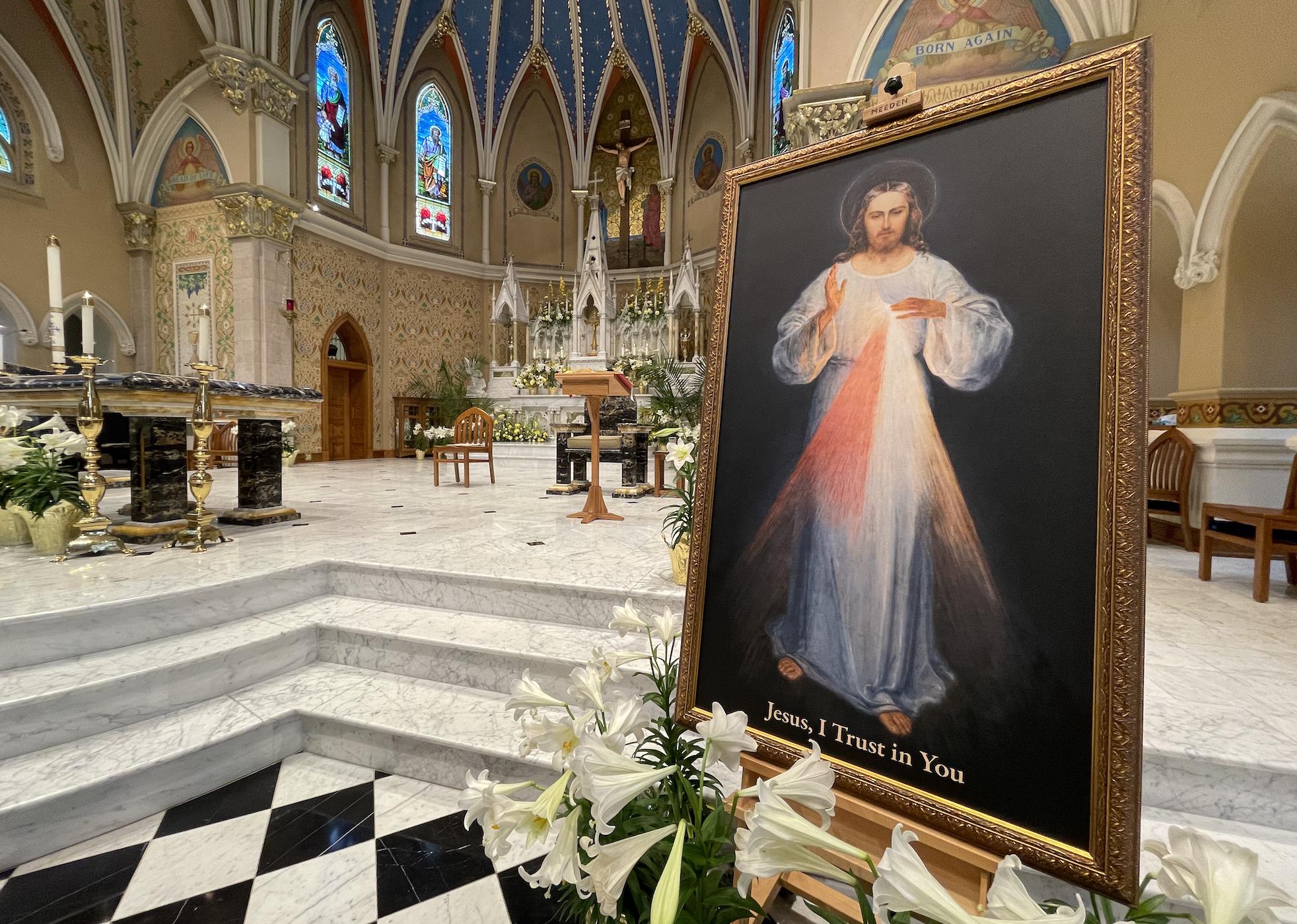 Too Good to be True? – Divine Mercy Sunday