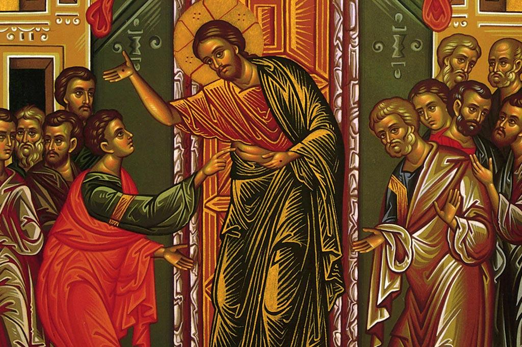 Flesh and Bone – 3rd Sunday of Easter