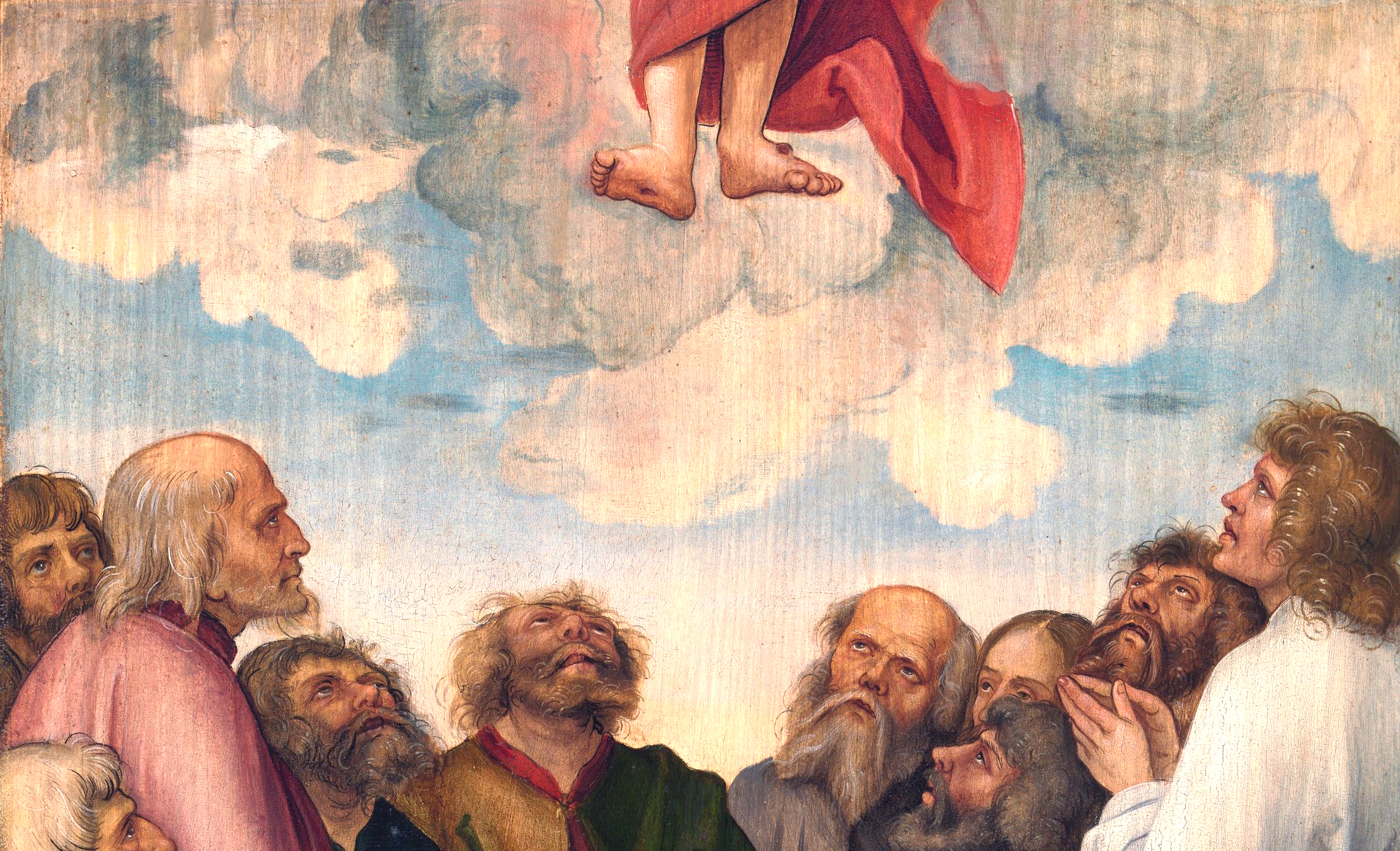 If Jesus Was Around Today – Homily for Ascension