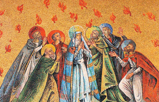 Make Us a Visible Sacrament of Unity – Homily for Pentecost