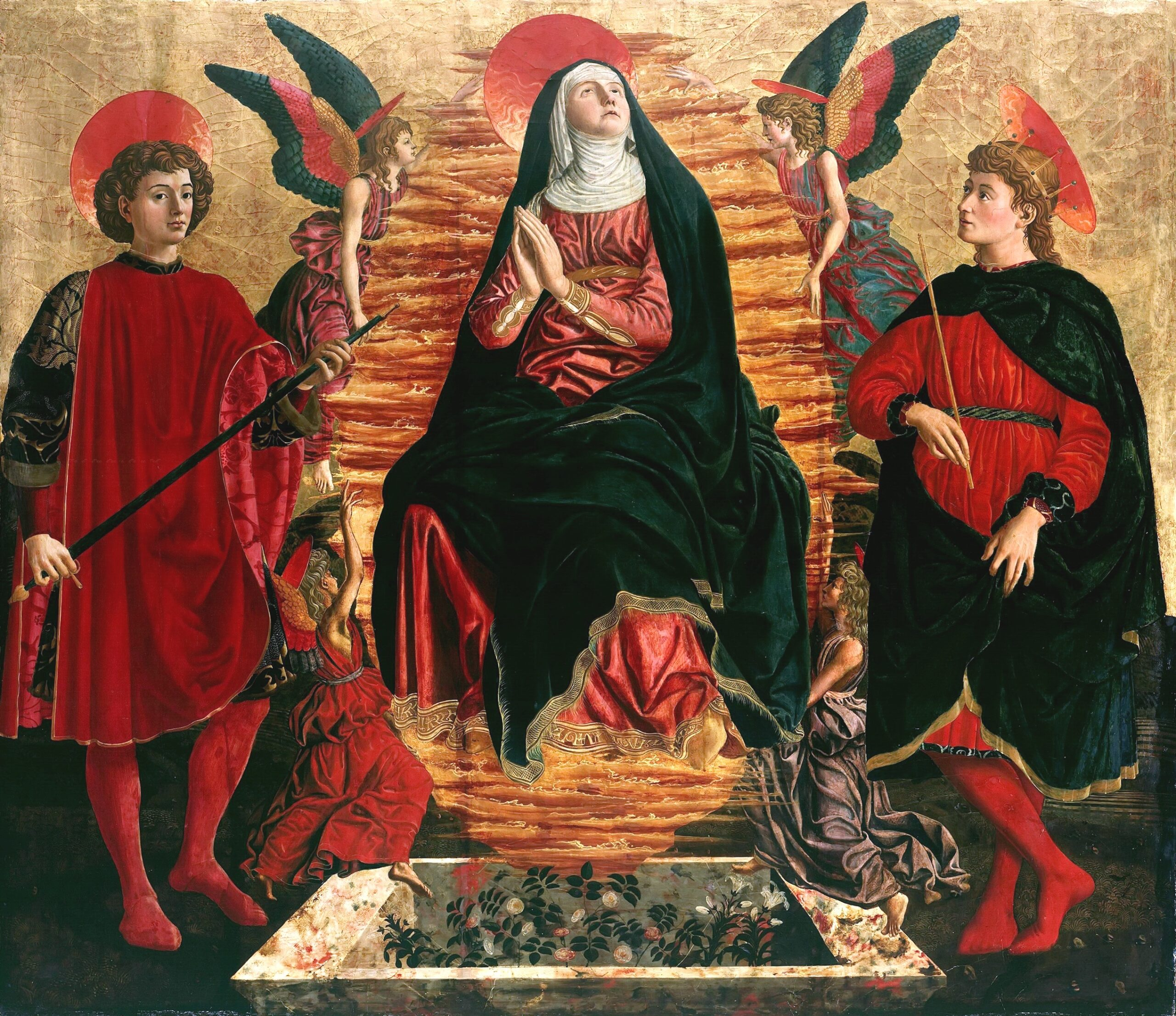 The Assumption, the Resurrection, and the Holy Eucharist
