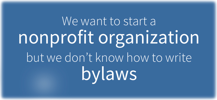 Photo of Bylaws: the biggest hurdle to starting your nonprofit