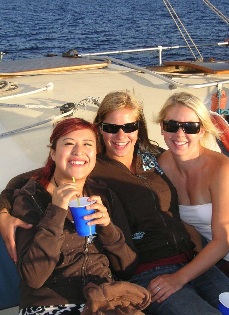 Wood Wind Sunset Cruise