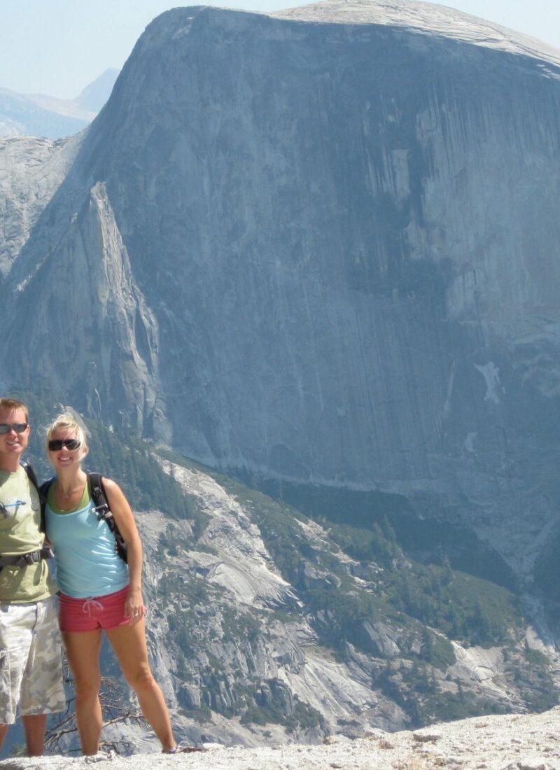Hiking Yosemite :: North Dome