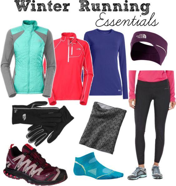 Winter Running Essentials