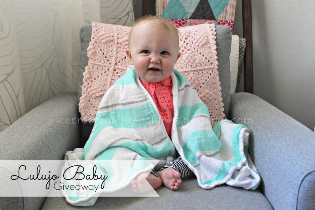 Lulujo Baby Giveaway