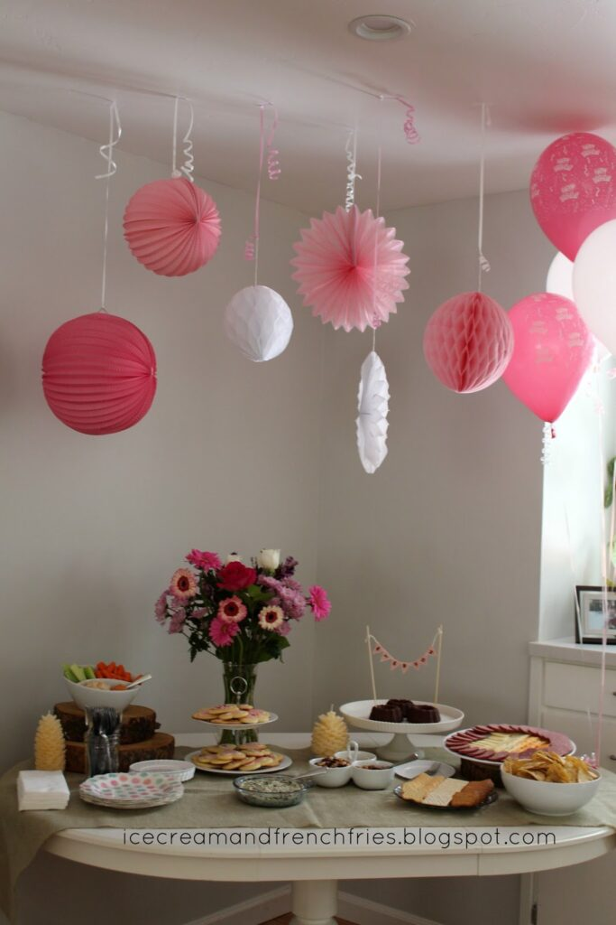 Modern First Birthday Party