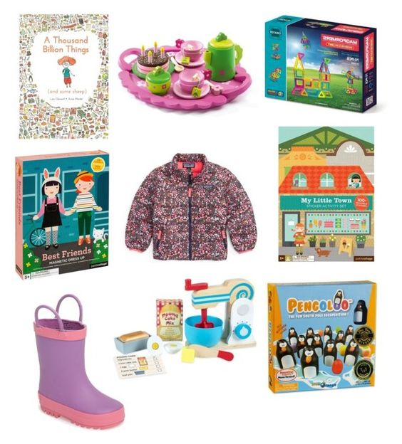 A Toddler Gift Guide