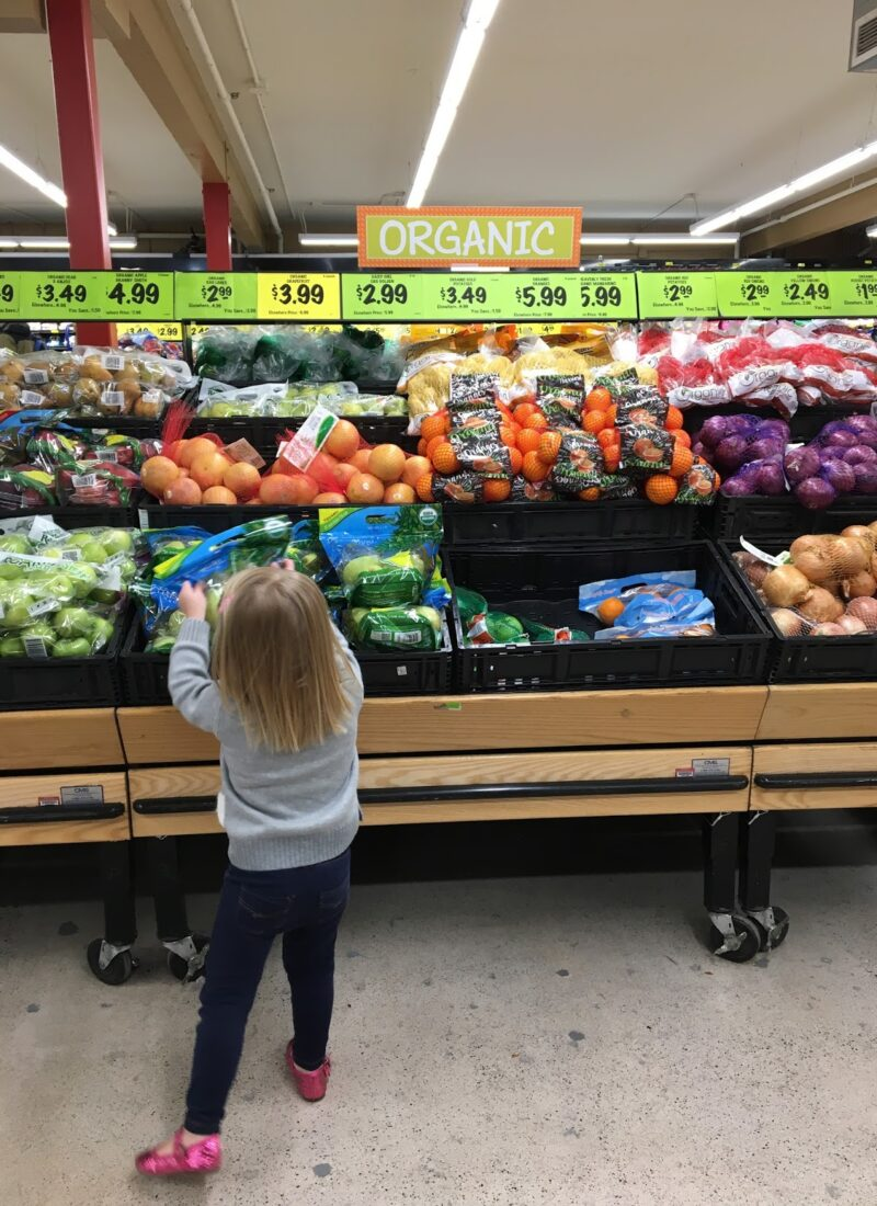 Eating Healthy While Cutting The Food Budget