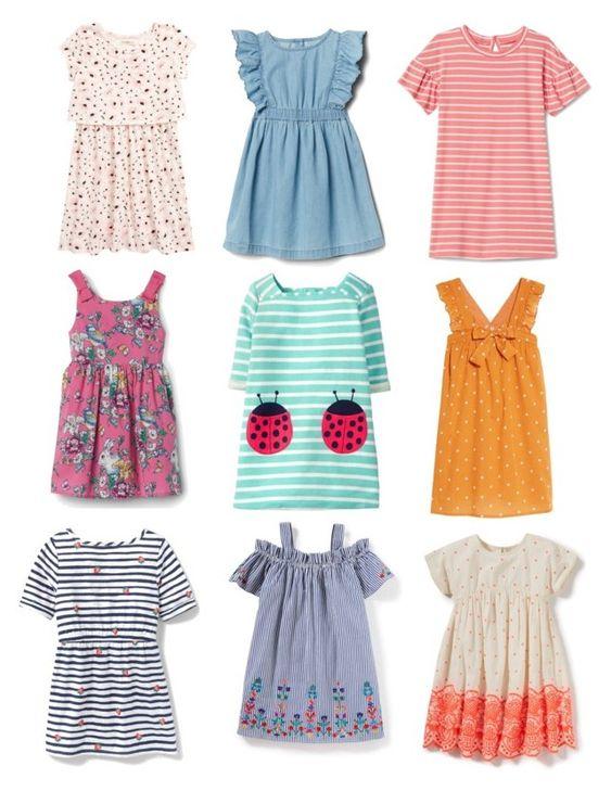 9 Toddler Dresses for Spring