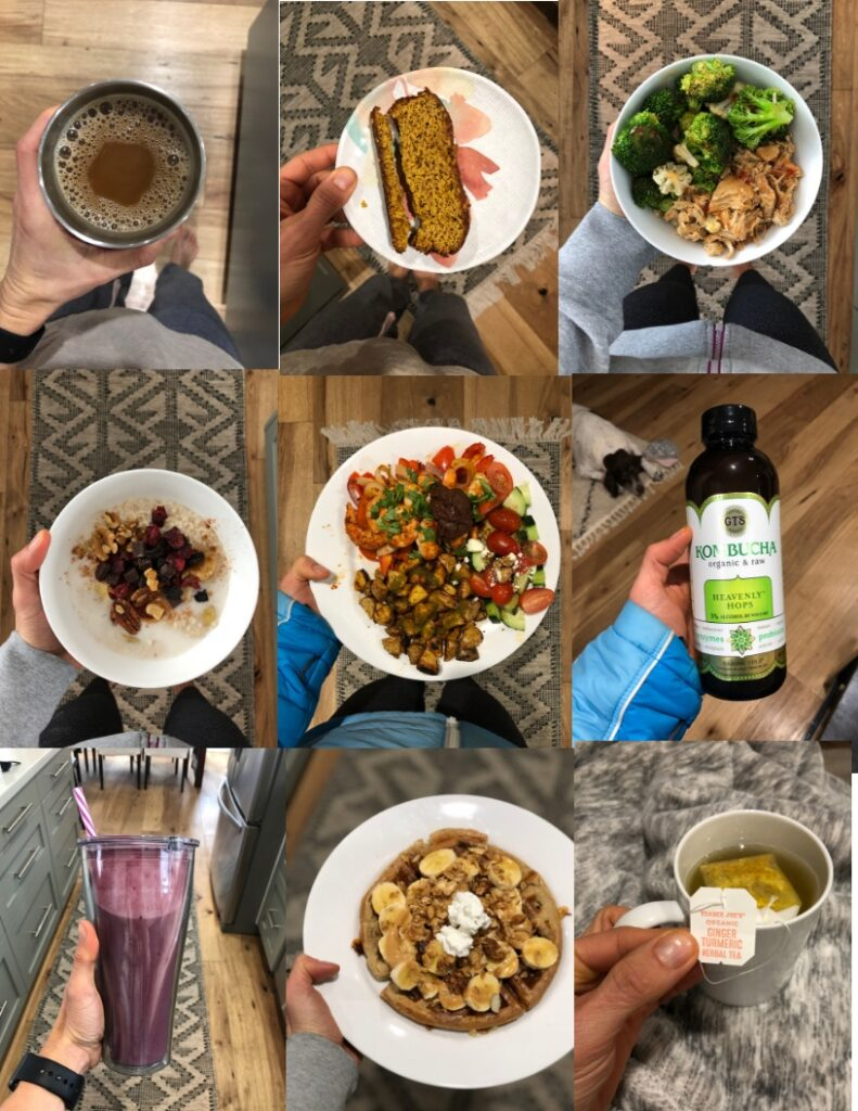 Macros, Carb Cycling and Daily Eats