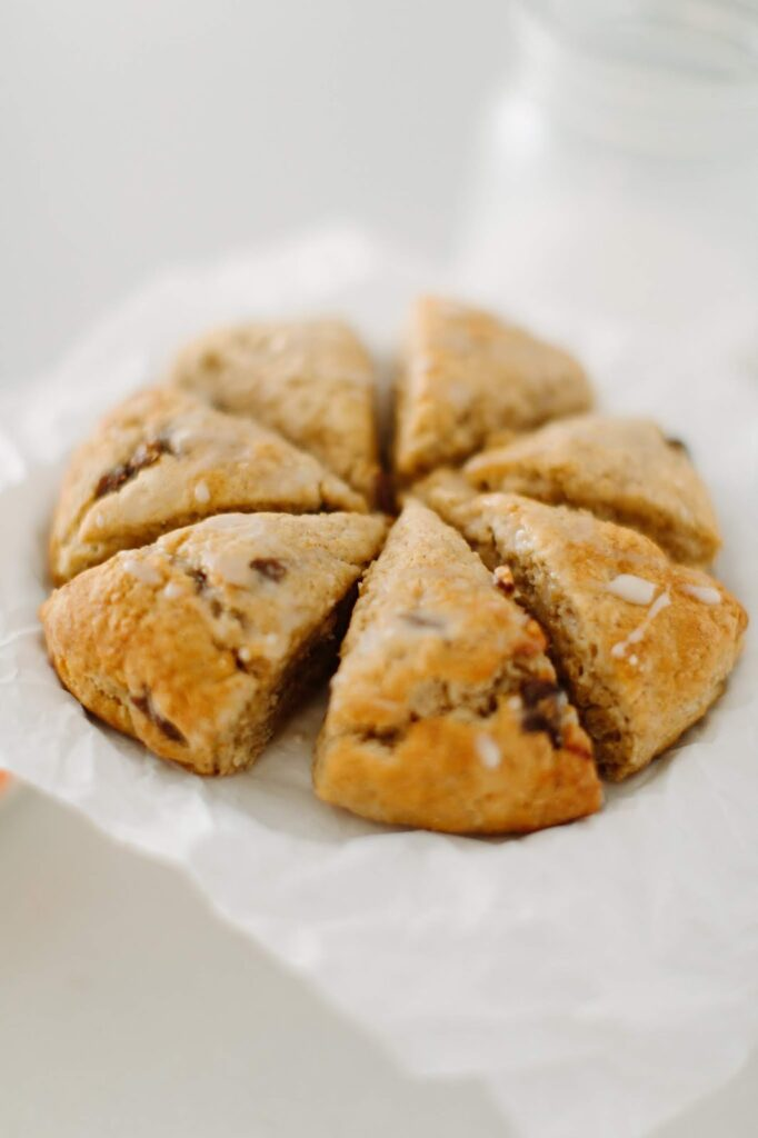 Fig Scones BUBS Naturals Collagen_ MCT OIL Powder