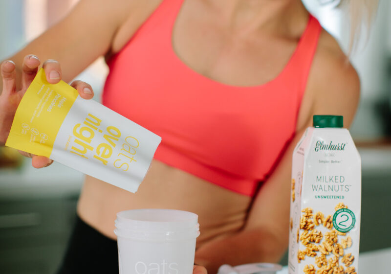3 Easy Non-Egg High Protein Breakfast Ideas