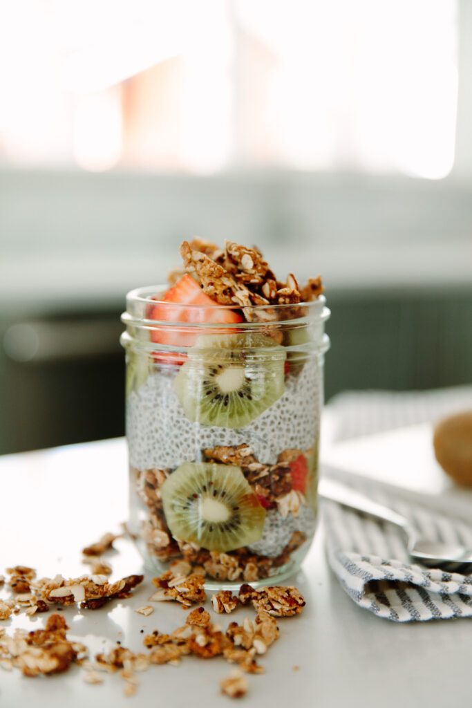 Chia Pudding_Protein Packed Breakfast Ideas