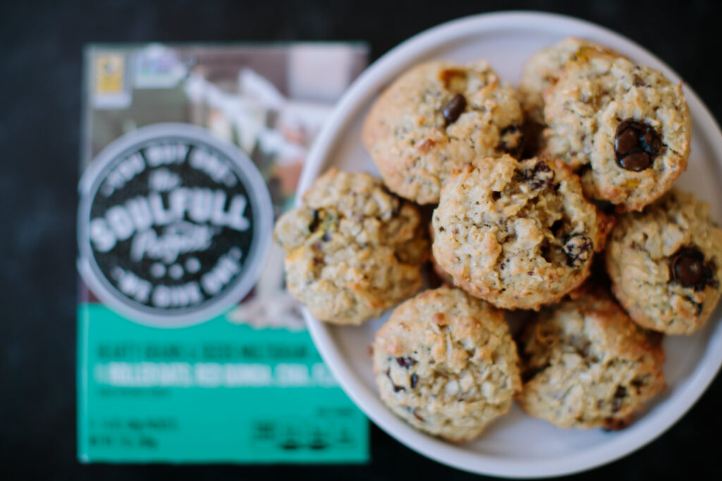 The Best Oatmeal Espresso Breakfast Cookies