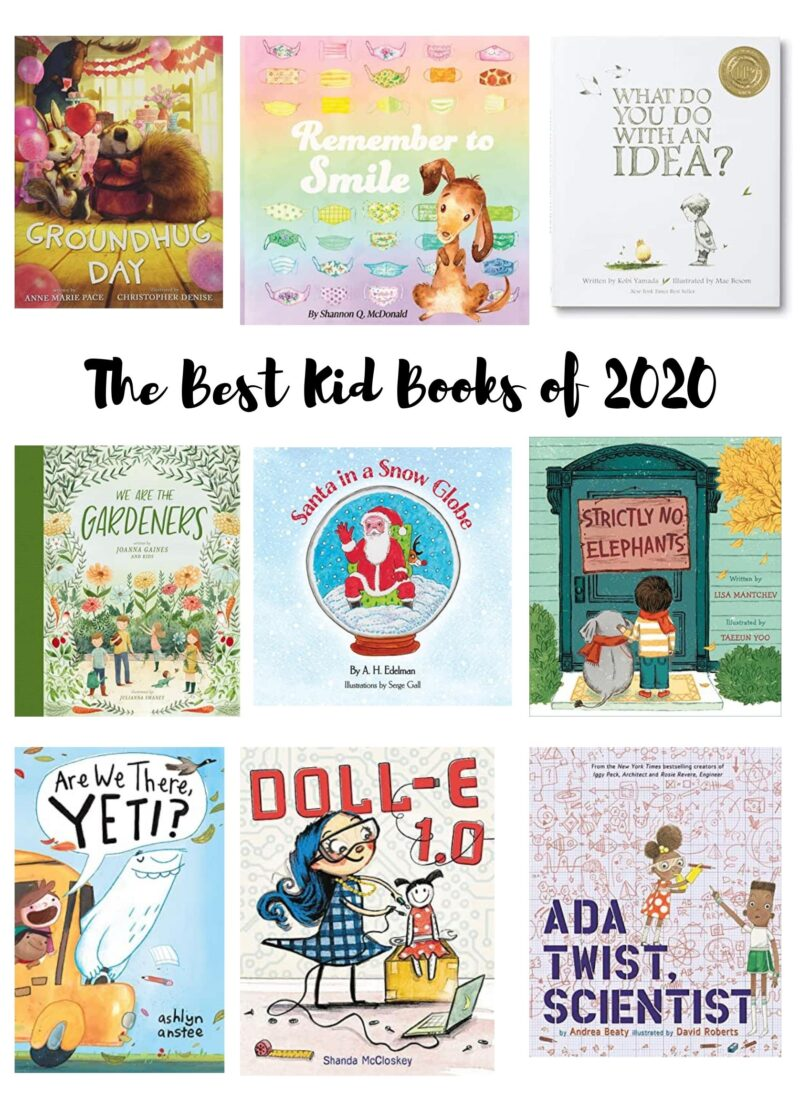 The Best Kid Books of 2020