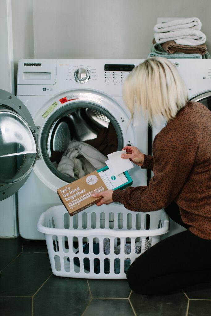 eco-friendly and non-toxic laundry