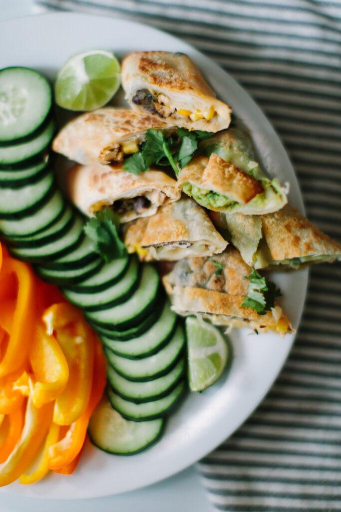 Snack Plate Essentials