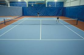 Image result for tennis court backdrop curtains