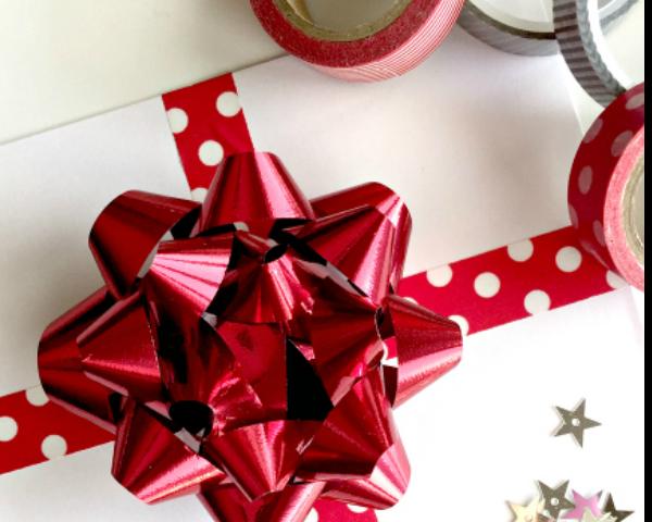 quick christmas gift wrap ideas