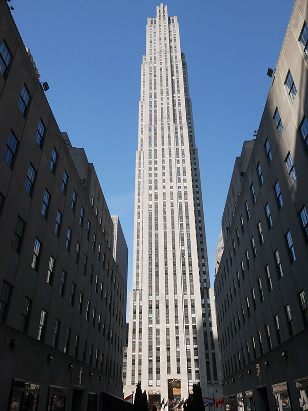 Rockefeller Promenade