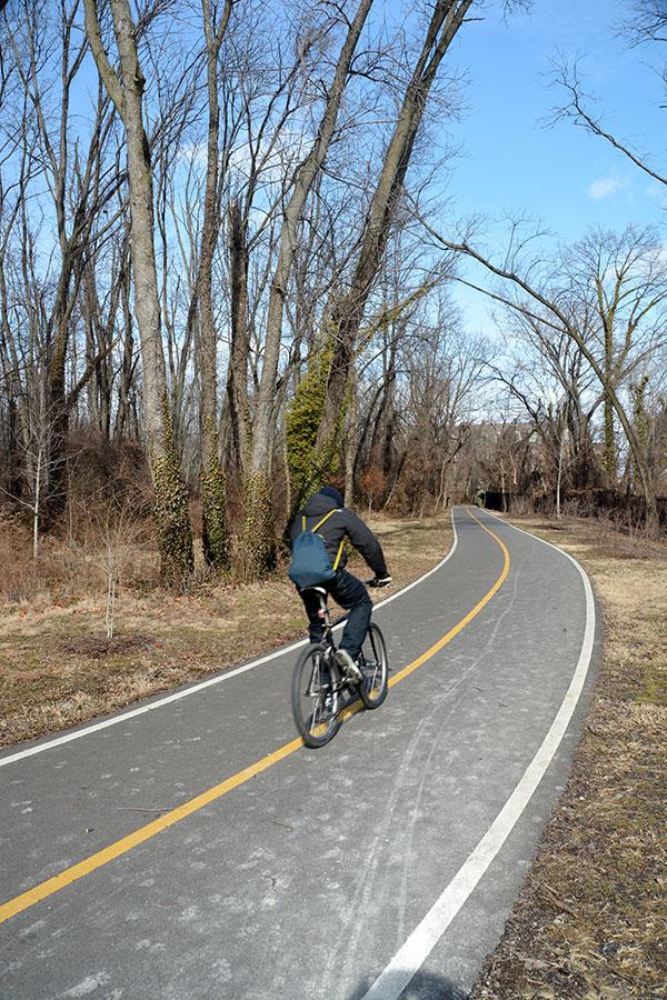 Alexandria Mount Vernon Trail