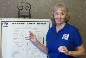 Lisa Teaching