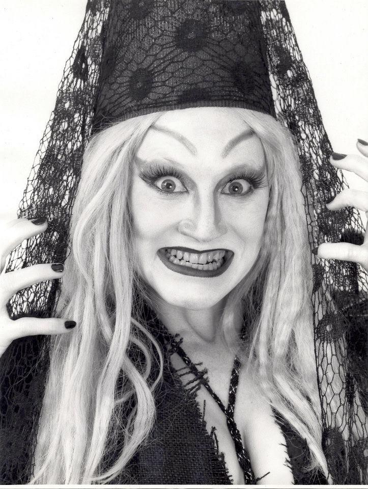 Lisa as Morgana
