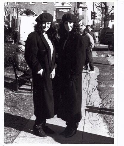 Lisa Dalton and Cher