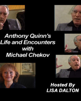 Anthony Quinn discusses Michael Chekhov