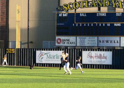 Scots Baseball Club Scotland Yard