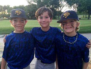 HP Scots Baseball boys