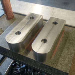 CNC Machined Drive Keys