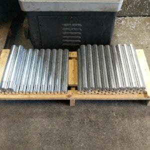 CNC Machined Aluminum Locating Pin