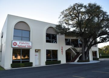 Fidelity National Title building commercial remodel