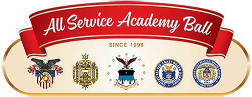 All Service Academy Ball logo