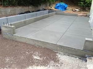 Project Management Services Garage Slab
