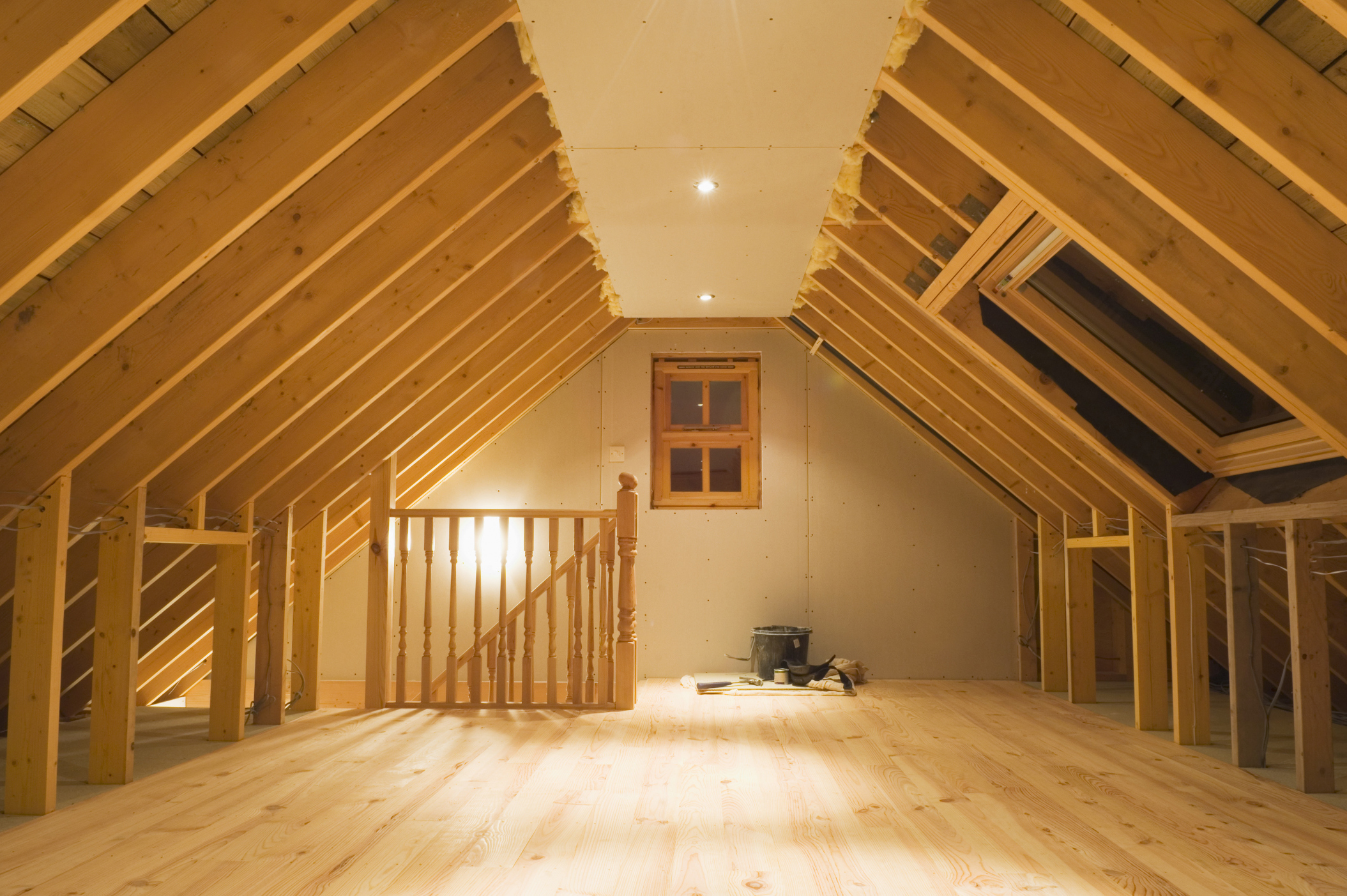 Project Management Services - Convert your unused attic space into extra floor area - Niagara Region